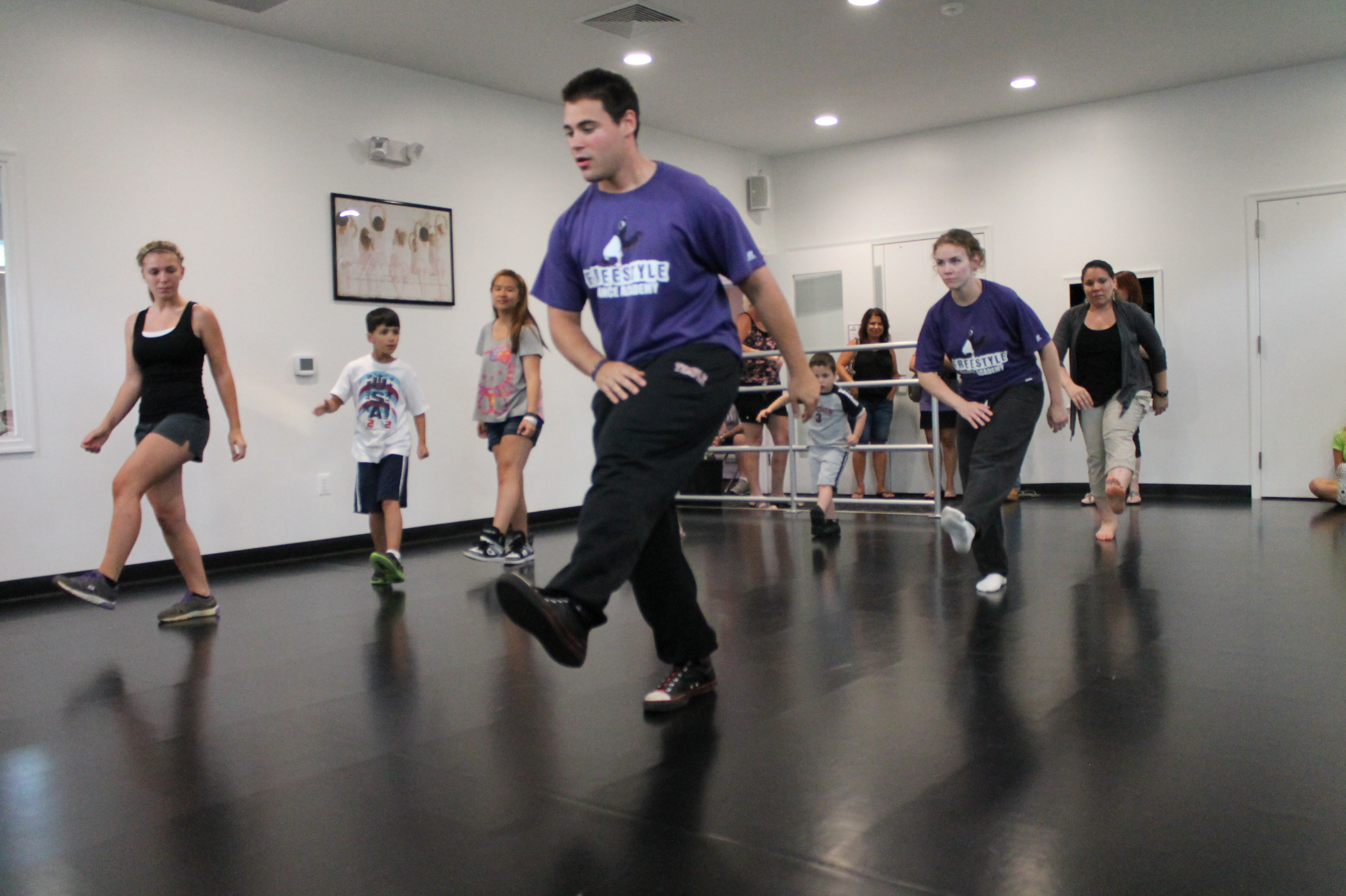 Hip-Hop Dance Classes at Freestyle Dance Academy - Freestyle