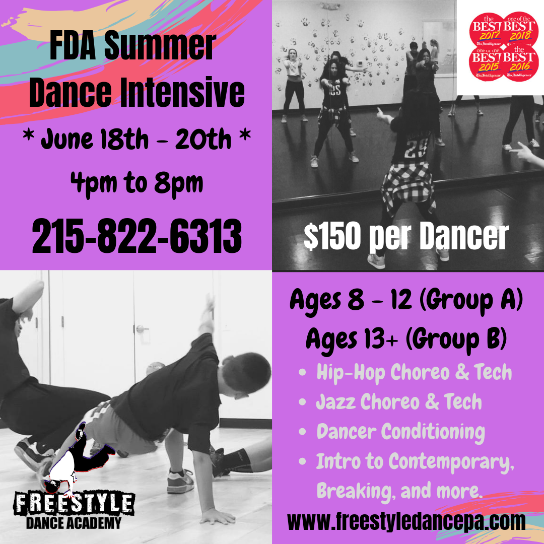 Freestyle Dance Academy - Dance Classes in Chalfont, Warrington